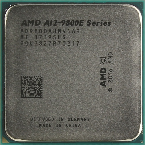 Процессор AMD A12-9800E APU with Radeon R7 Series BOX